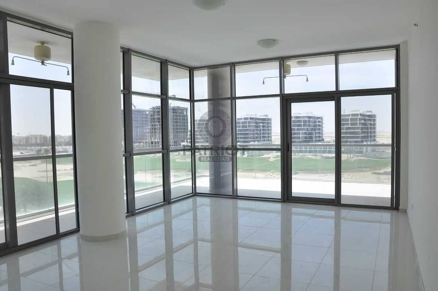 13 2 BEDROOM APARTMENT WITH FULL POOL AND GOLF VIEW IN DAMAC HILLS GOLF VISTA  B (RENTED)