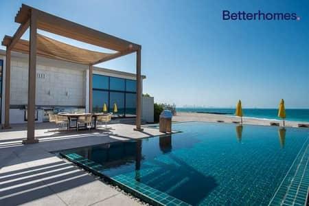 6 Bedroom Villa for Sale in Nurai Island, Abu Dhabi - Luxury 6BR Villa I Stunning Beach I Nurai Island