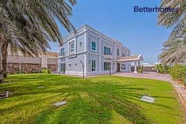 GCC only / Upgraded/ Vacant  |Corner Villa