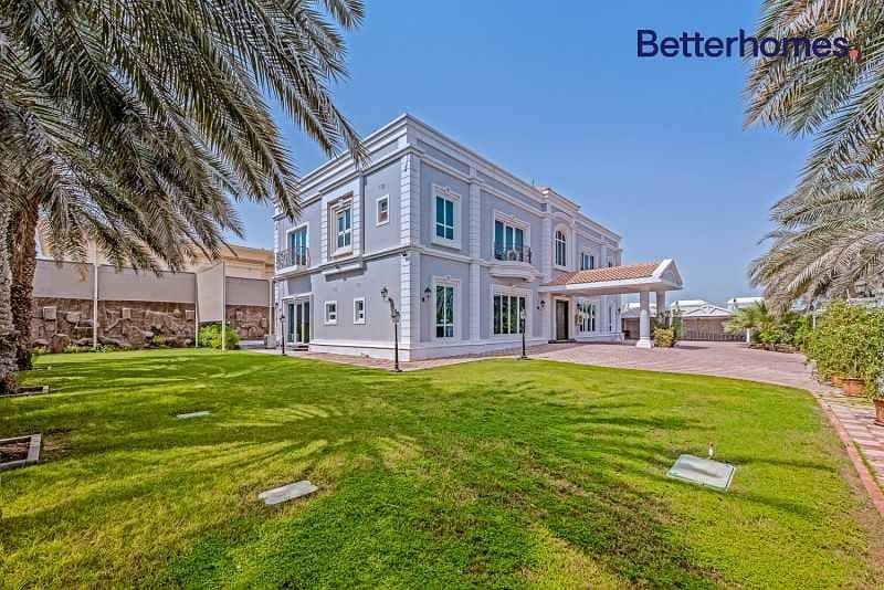 GCC Luxury Home  Upgraded  Corner villa