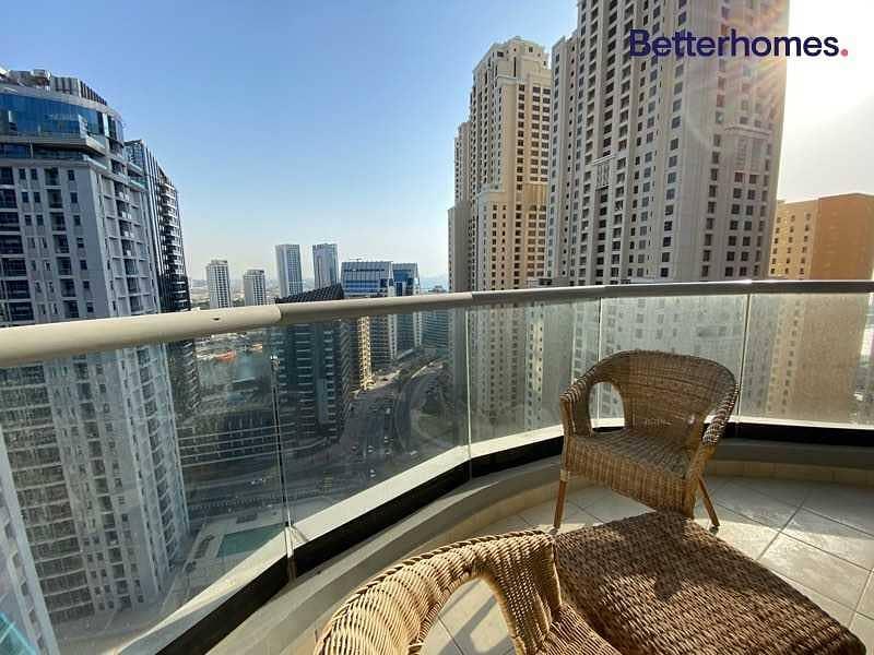 P. Marina view | High floor | Rented