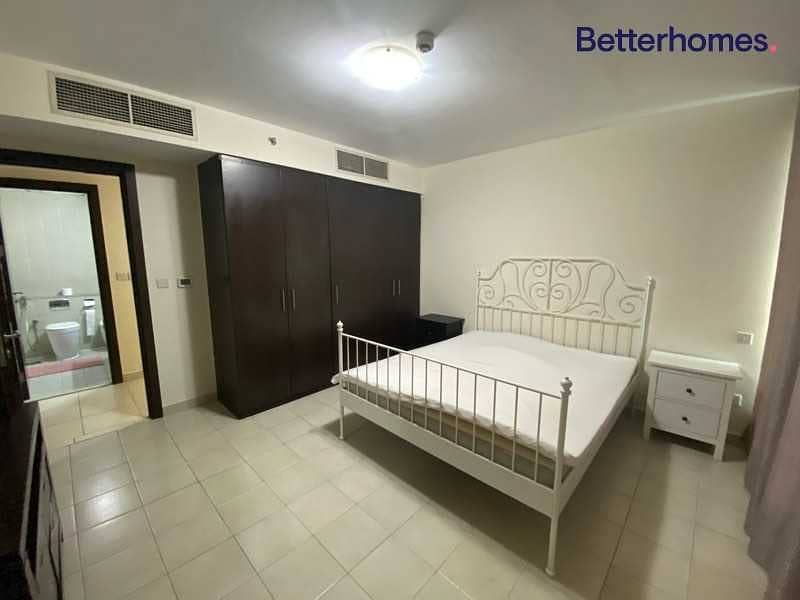 2 P. Marina view | High floor | Rented
