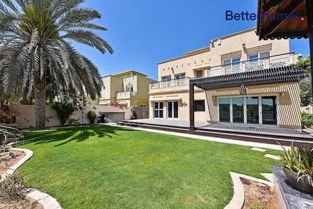 5 Bedroom Villa for Rent in The Lakes, Dubai - Type 7   Full Lake View   Upgraded   Landscaped