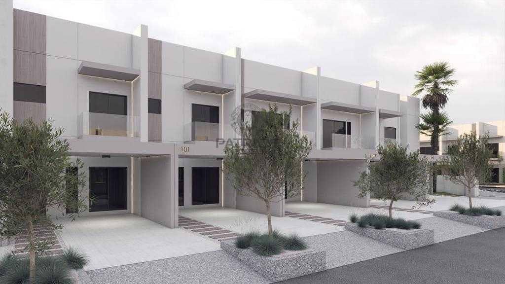 Two Bedroom Townhouse In Meydan   Payment Plan    Next  To Burj khalifa