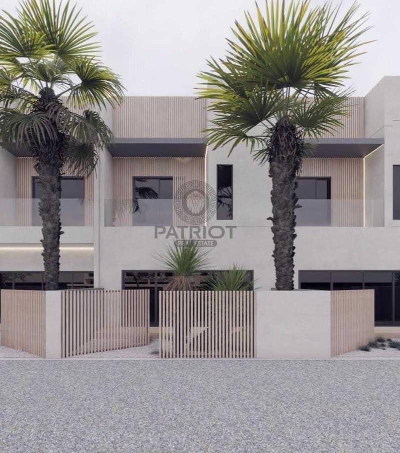 21 Two Bedroom Townhouse In Meydan   Payment Plan    Next  To Burj khalifa