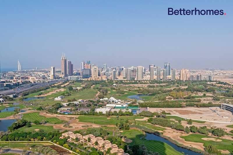 24 No Agency Fees   Burj Al Arab & Golf Course Views
