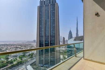 فلیٹ 2 غرفة نوم للبيع في مركز دبي المالي العالمي، دبي - Vacant | Exclusive | High Celling Duplex
