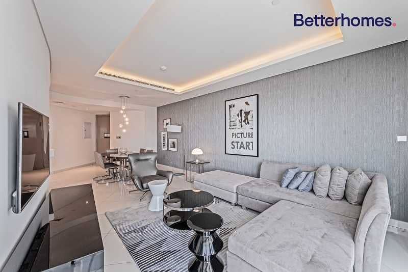 Managed   Luxuriously Furnished   On High Floor