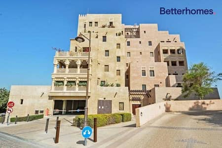 شقة 3 غرف نوم للايجار في دبي فيستيفال سيتي، دبي - Fully Furnished with Family room +Maid's
