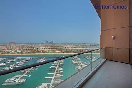 بنتهاوس 4 غرف نوم للبيع في نخلة جميرا، دبي - Penthouse | Tiara | Large Terrace| Deluxe Sea