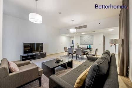1 Bedroom Flat for Sale in Jumeirah Beach Residence (JBR), Dubai - Marina View | 1BR Hall | Furnished | Vacant
