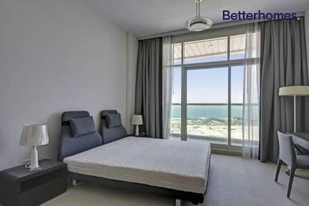 استوديو  للايجار في الصفوح، دبي - Fully Furnished | Vacant | Lower Floor | Balcony