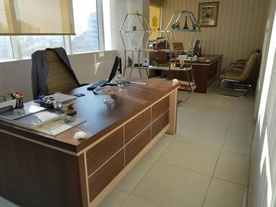 Office for Rent in Al Barsha, Dubai - Available chiller free offices in Ideal commercial tower