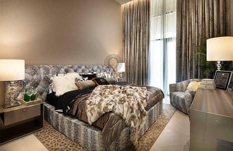 3 Bedroom Villa for Sale in DAMAC Hills 2 (Akoya Oxygen), Dubai - Iconic design 3BR villas first time designed by Roberto Cavalli