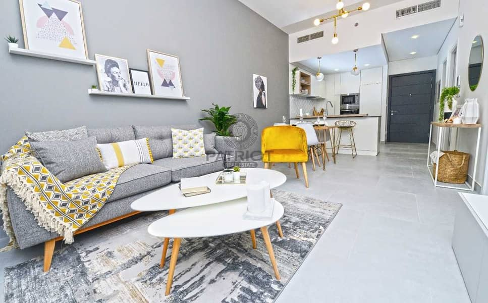Brand New | Upgraded | 5 Years Post Handover Payment Plan