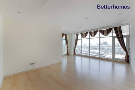 شقة 2 غرفة نوم للبيع في دبي مارينا، دبي - Spacious I Vacant on Transfer I Unfurnished