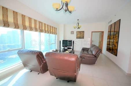 Vacant 3 Bed - High Floor - Full Marina View