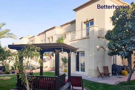 فیلا 4 غرف نوم للبيع في الينابيع، دبي - Exclusive I Corner Plot  I Across Lake & Park