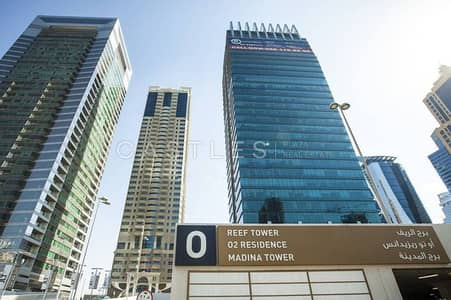 Shop for Rent in Jumeirah Lake Towers (JLT), Dubai - Retail Space in Reef Tower JLT