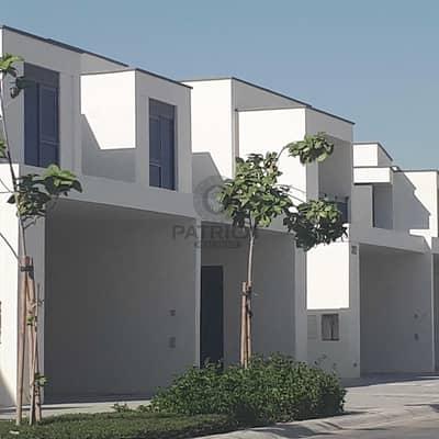 تاون هاوس 3 غرف نوم للبيع في دبي هيلز استيت، دبي - VACANT & Close To  Park 3BR Villa in Phase 3 in Dubai Hills Estates