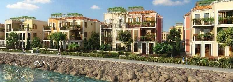 تاون هاوس 3 غرف نوم للبيع في جميرا، دبي - Luxurious Beachfront Living in Sur LaMer|Book now|