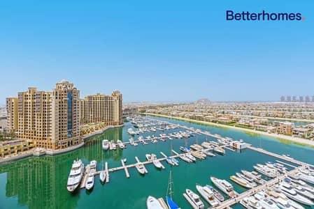 شقة 3 غرف نوم للبيع في نخلة جميرا، دبي - Top Floor | Amazing View | Type B | Soon Vacant