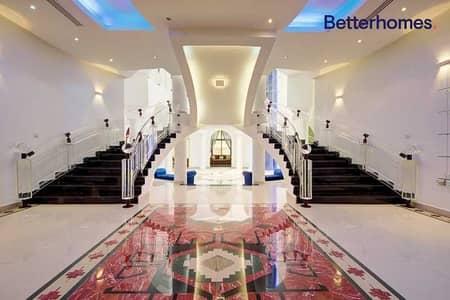 فیلا 7 غرف نوم للبيع في تلال الإمارات، دبي - LAKE VIEW   SAUNA & STEAM ROOM   PRIVATE CINEMA