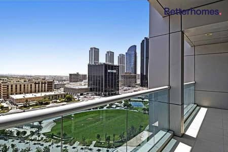 1 Bedroom Apartment for Sale in Jumeirah Lake Towers (JLT), Dubai - Park View | Mid Floor |Unfurnished | With Balcony