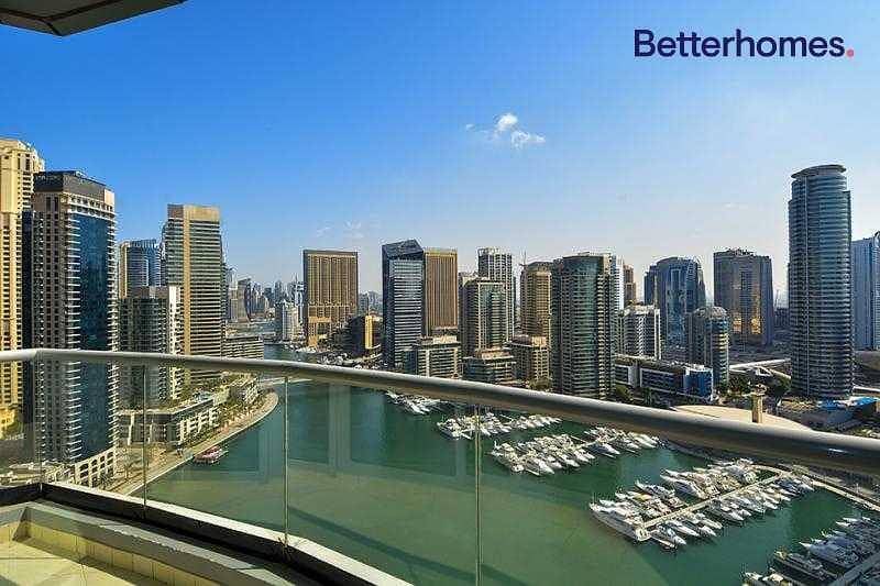 Full Marina View | High Floor | Rented | Parking