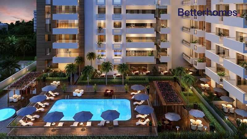 15 Brand New | Large One Bed | Modern | High Floor