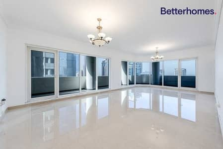 3 Bedroom Flat for Rent in Sheikh Zayed Road, Dubai - Large 3BR Chiller Free I Maintenance Incl.