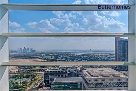 فلیٹ 3 غرف نوم للايجار في شارع الشيخ زايد، دبي - White Goods   Maintenance Inc   Next to Metro  SZR