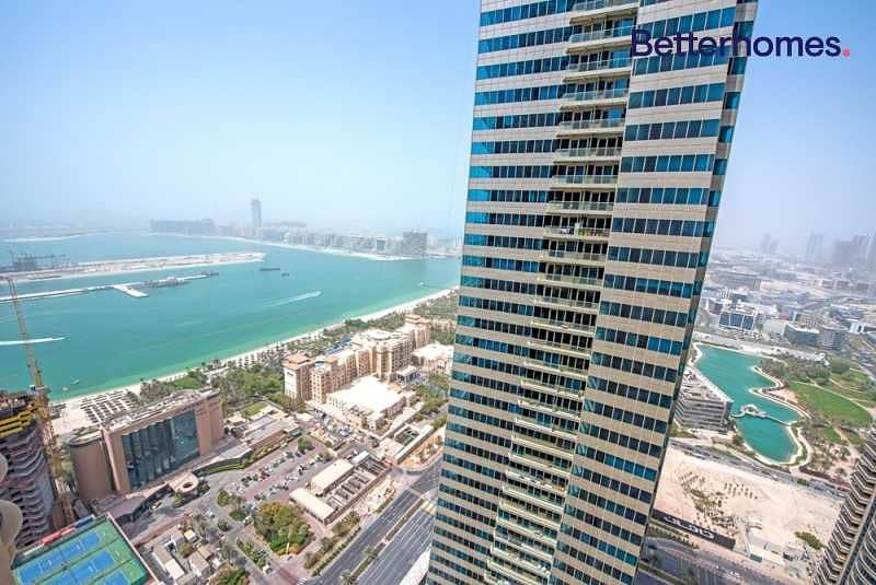 13 Sea View  High Floor  Unfurnished  Vacant  +Maid's