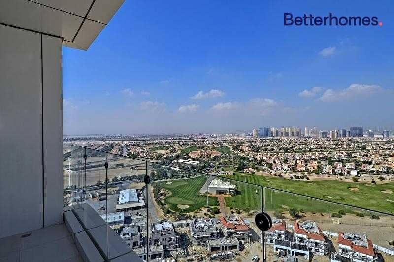 15 Golf  View|2 Parking Lots |Fully Furnished