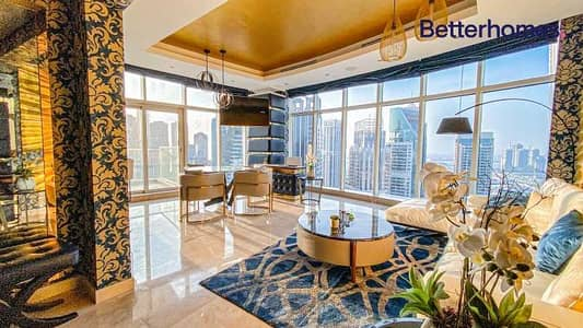 2 Bedroom Apartment for Sale in Dubai Marina, Dubai - 5 Stars Hotel Standard   Furnished   Unique.