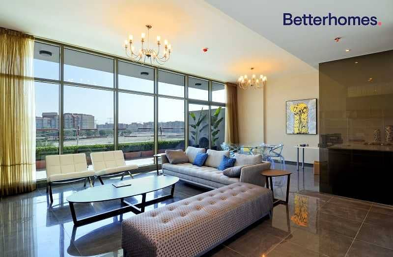 3Bed+maids | High Floor | Community View