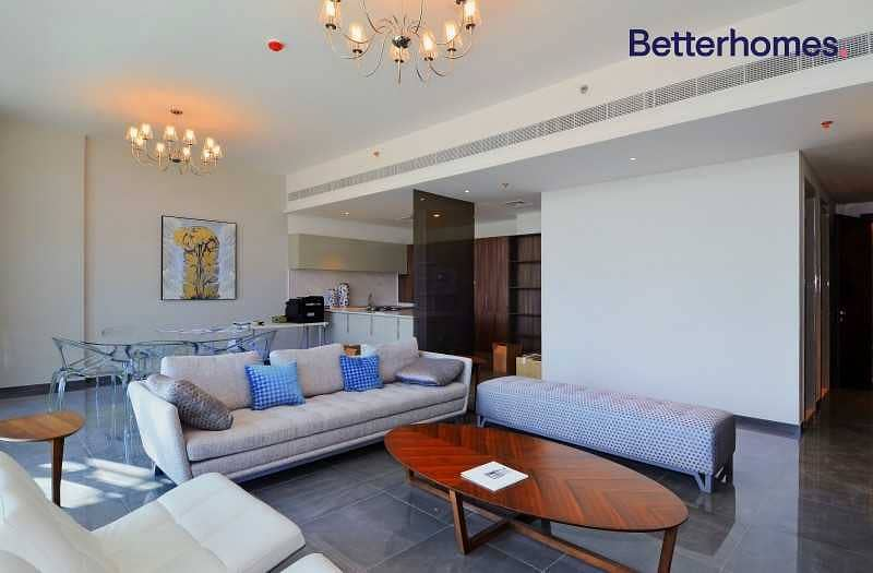 2 3Bed+maids | High Floor | Community View