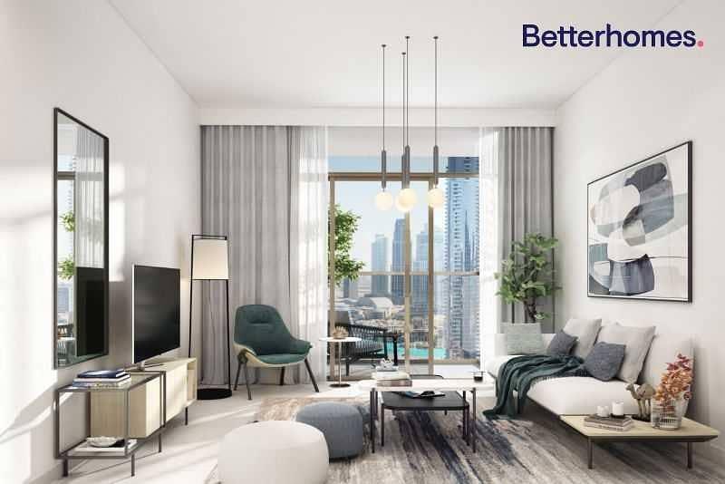 Affordable Off-plan|2 BR|Downtown Dubai Living