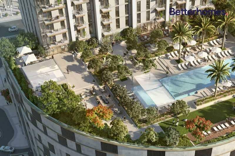 10 Affordable Off-plan|2 BR|Downtown Dubai Living