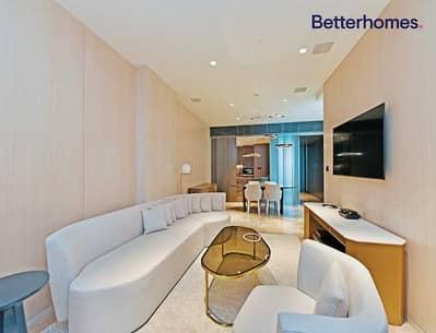 شقة فندقية 1 غرفة نوم للبيع في نخلة جميرا، دبي - Luxurious unit at Viceroy Hotels Resorts