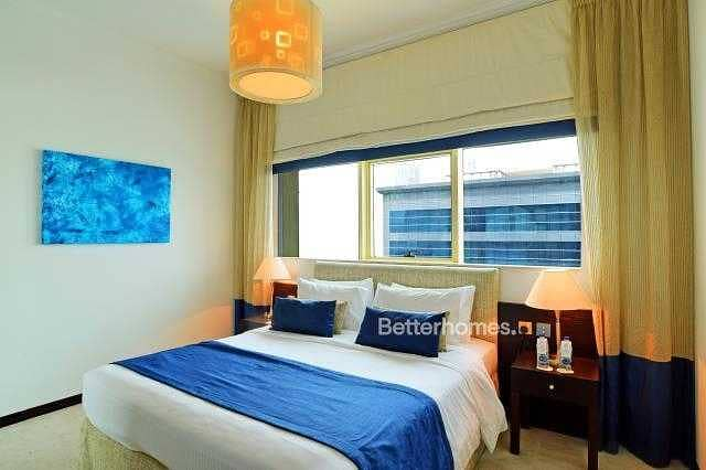 2 Hotel apartment | Fully furnished | High returns