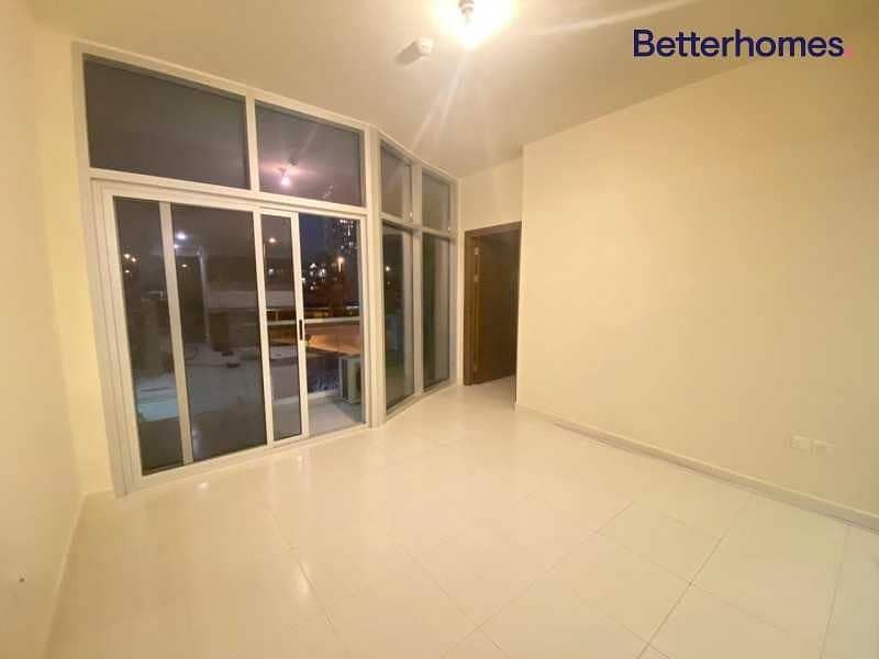 Spacious Unit  | Low Floor | Unfurnished