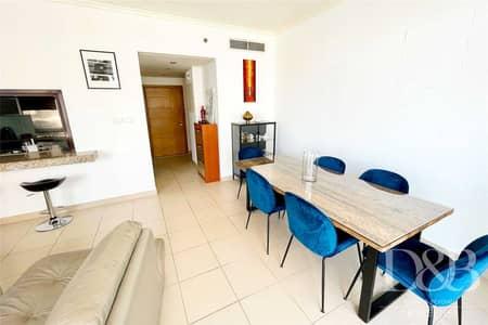 شقة 2 غرفة نوم للايجار في وسط مدينة دبي، دبي - High Floor   Chiller Free   Emaar   August