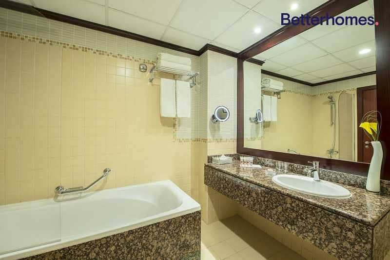 15 Good Location|High Floor| Spacious|Fully Furnished