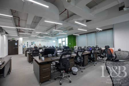 Office for Rent in Business Bay, Dubai - Prime Location   Corner Office w/ Balcony