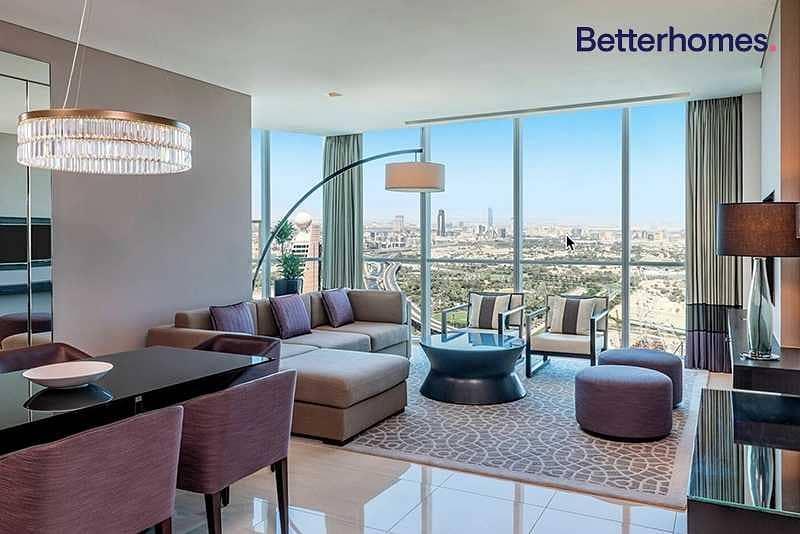 Luxury Serviced Apartment |Utilities Inclusive