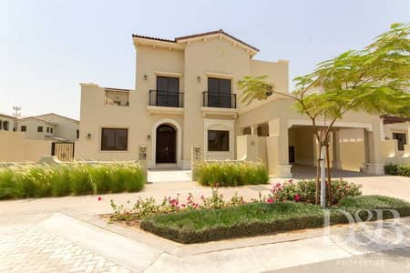 6 Bedroom Villa for Sale in Arabian Ranches, Dubai - Brand New | Type 4 | Spacious | Maids Room