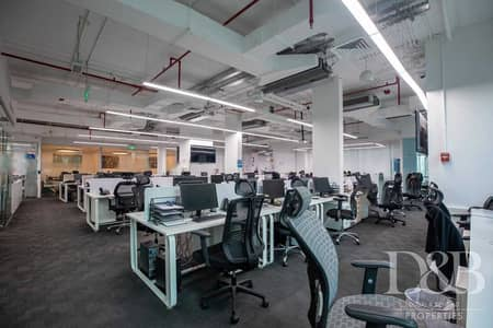 Office for Rent in Business Bay, Dubai - Prime Location   Spacious Corner Office