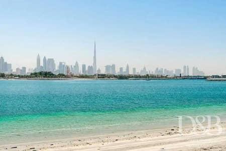 Plot for Sale in Jumeirah, Dubai - Large Corner LV Plot Bur Al Arab View