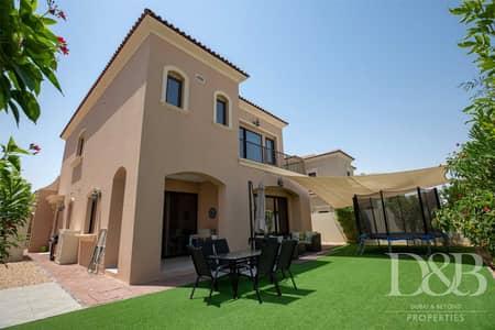 فیلا 4 غرف نوم للبيع في المرابع العربية 2، دبي - Exclusive   4 Beds   Back to Back   Type 2